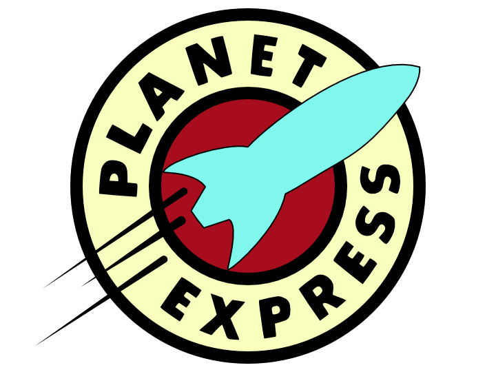 File:Planet Express Logo.png