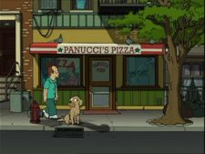 Panucci's Pizza - The Infosphere, the Futurama Wiki
