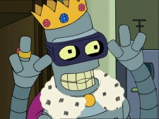 Superking The Infosphere The Futurama Wiki