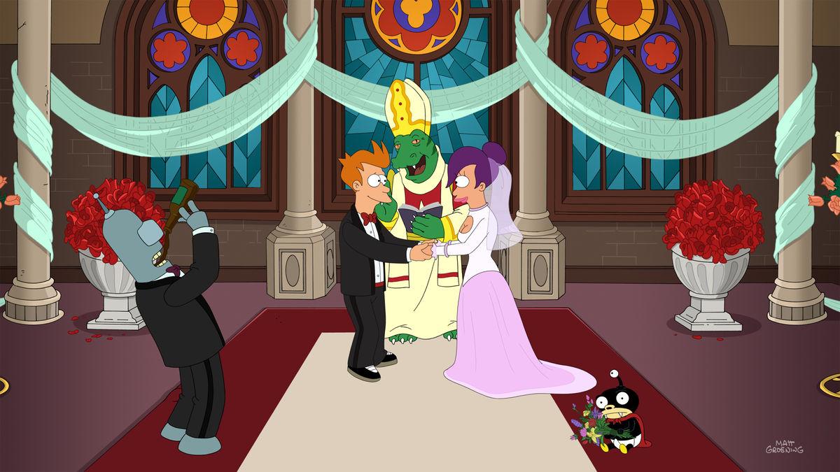 Leela fry wedding