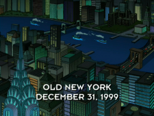 Old New York The Infosphere The Futurama Wiki