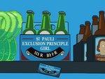 Pauli Exclusion Principle Exceptions | RM.