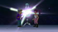 Futurama Into the Wild Green Yonder Fry and Leela with the Omega Device.png
