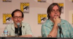 David X. Cohen & Matt Groening by Gage Skidmore.jpg