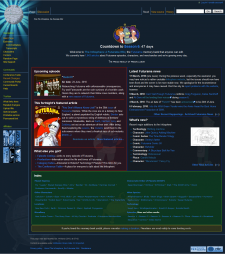 The Infosphere frontpage3.png
