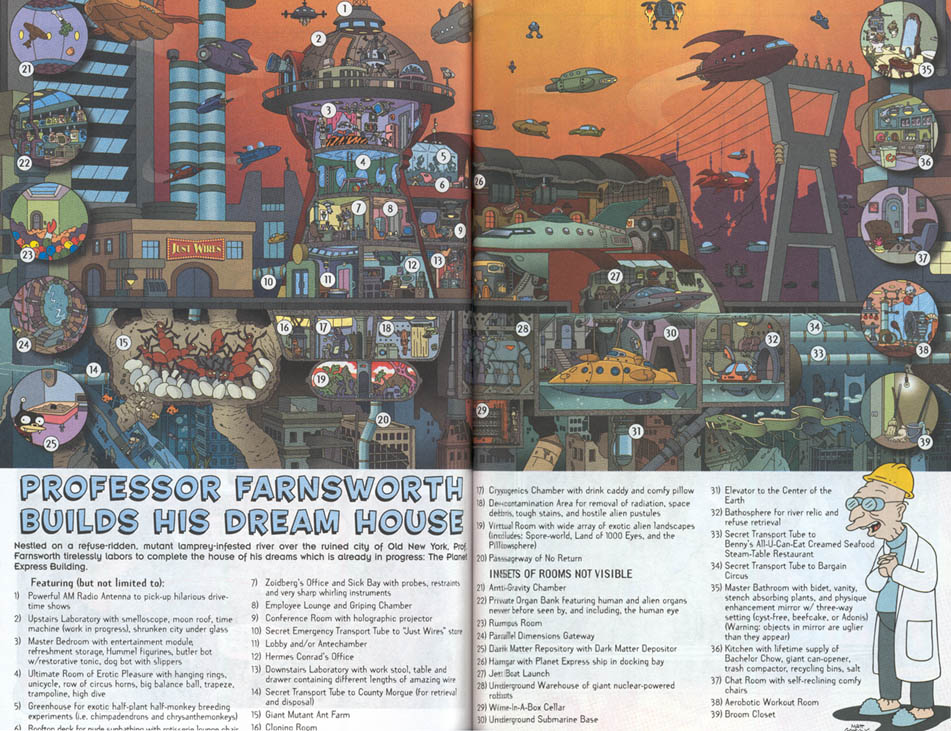 Planet X Press Men The Infosphere The Futurama Wiki