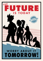 The Future is Today sign.png