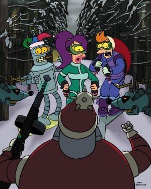 Futurama Christmas Episodes.Xmas Story The Infosphere The Futurama Wiki
