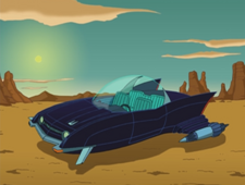 Who Invented The First Car >> Hovercar - The Infosphere, the Futurama Wiki