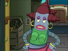 futurama robot dating Includes futurama downloads, futurama dvd info,  fry soon becomes convinced that he too is a robot and is declared cured and released back to new new york.