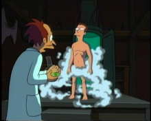 The Scary Door - The Infosphere, the Futurama Wiki