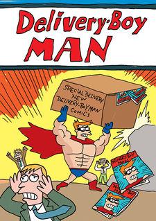 Delivery Boy Man