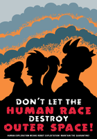 Don't Let the Human Race sign.png