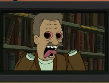 The Last Man on Earth  sc 1 st  The Infosphere & The Scary Door - The Infosphere the Futurama Wiki