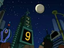 New Year 3000 The Infosphere The Futurama Wiki