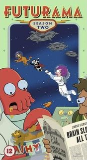VHS releases - The Infosphere, the Futurama Wiki