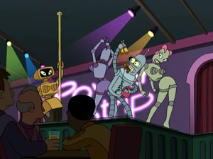 Hookerbots The Infosphere The Futurama Wiki