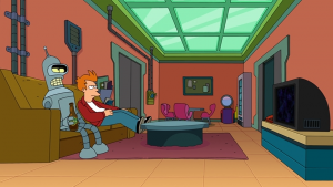 Planet Express Headquarters The Infosphere The Futurama